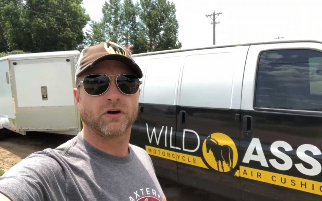Wild Ass Heads to Sturgis