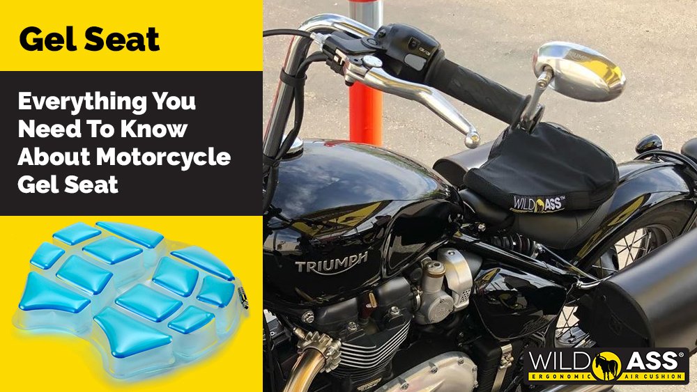 Everything You Need To Know About Motorcycle Gel Seat