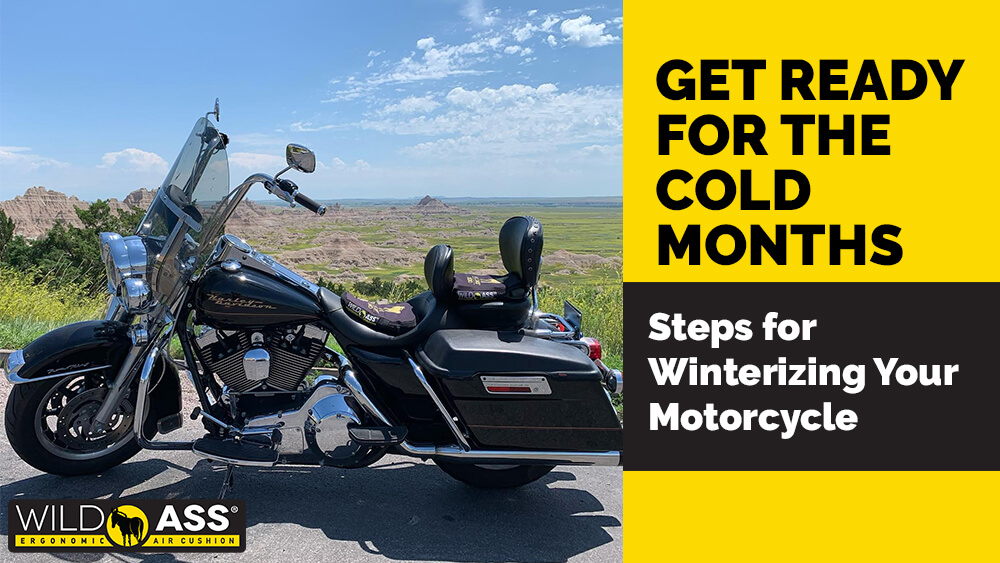 Get Ready for the Cold Months: Steps for Winterizing Your Motorcycle