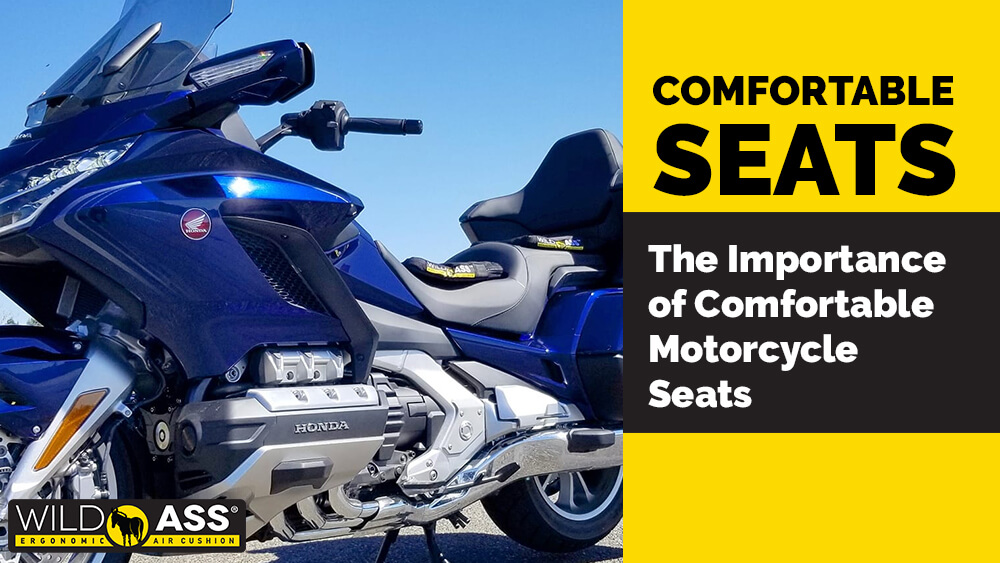 The Importance of Comfortable Motorcycle Seats