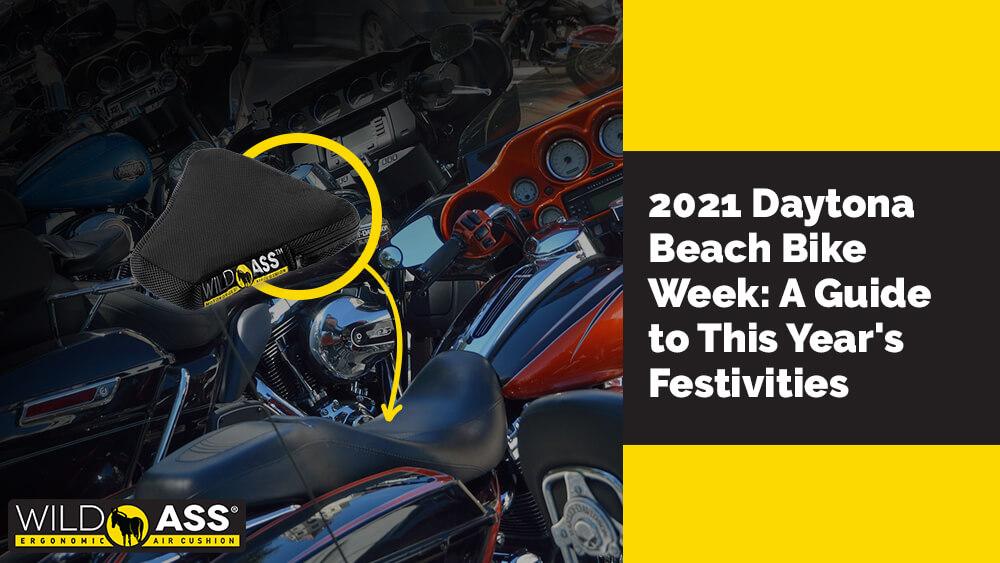 2021 Daytona Beach Bike Week: A Guide to This Year's Festivities