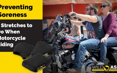 Preventing Soreness: 5 Stretches to Do When Motorcycle Riding