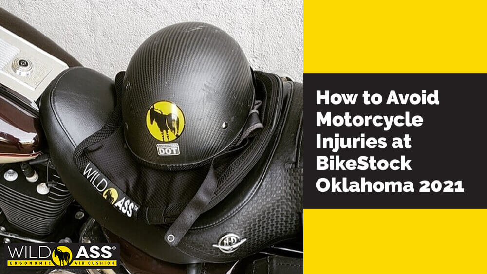 How to Avoid Motorcycle Injuries on your way to the 2021 BikeStock in Depew, Oklahoma