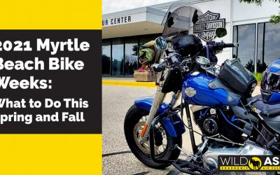 2021 Myrtle Beach Bike Weeks: What to Do This Spring and Fall