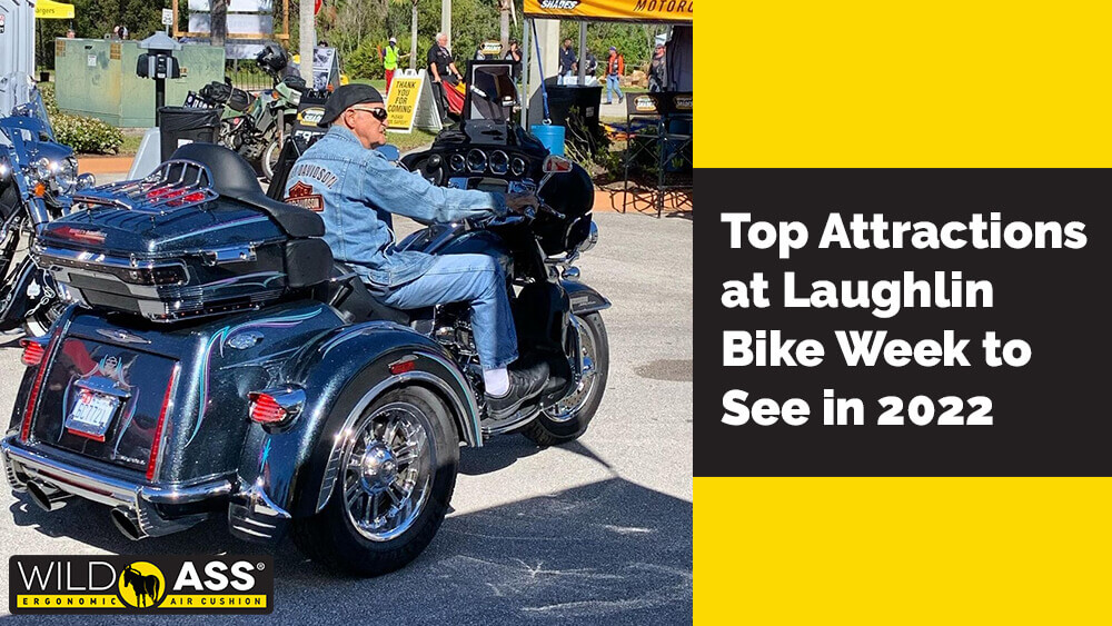 Top Attractions to See in 2022 at Laughlin Bike Week