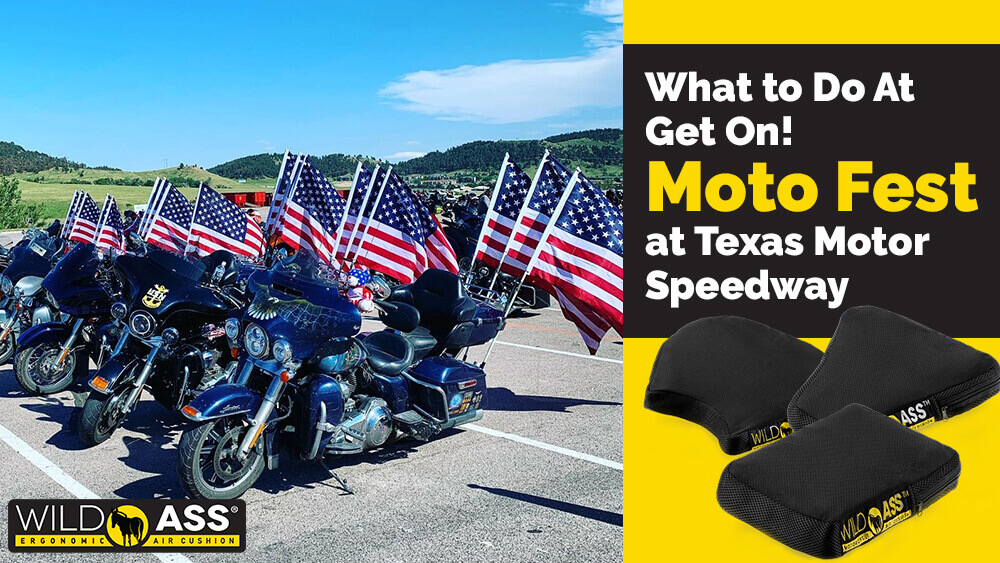 """What to Do At """"Get On Moto Fest"""" at the Texas Motor Speedway"""