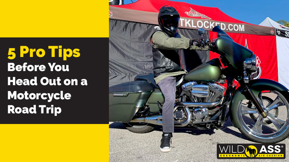 5 Pro Tips Before You Head Out on a Motorcycle Road Trip