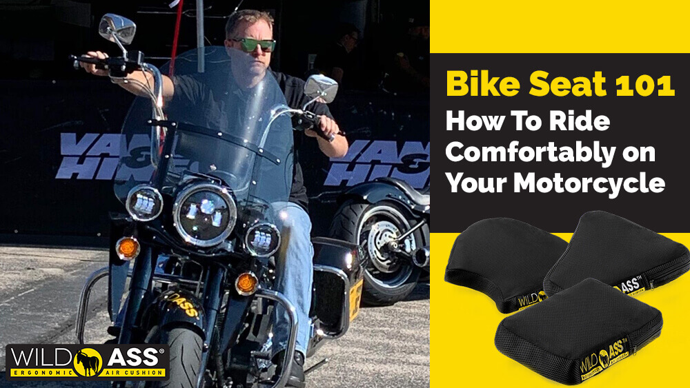 Bike Seat 101: How To Ride Comfortably on Your Motorcycle