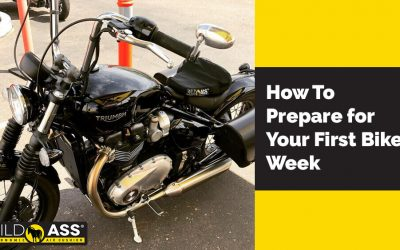 How To Prepare for Your First Bike Week