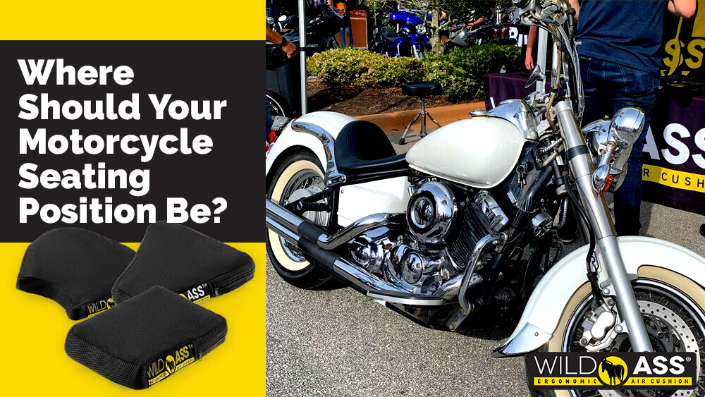 Where Should Your Motorcycle Seating Position Be?