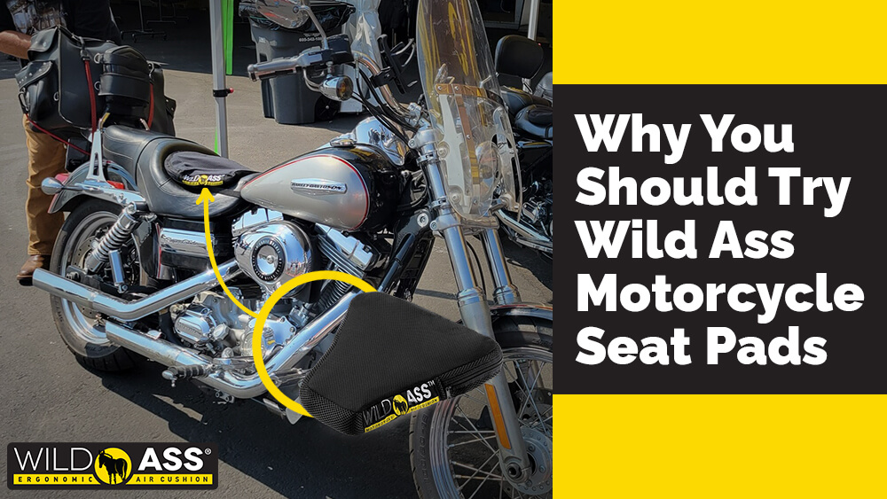 Why You Should Try Wild Ass Motorcycle Seat Pads